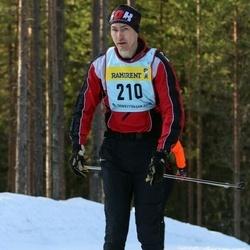 Skiing 90 km - Annika Wadelius (2107)
