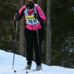 Skiing 90 km - Julia Bergström (8837)