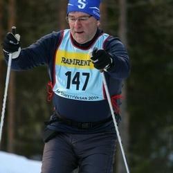 Skiing 90 km - Jan-Åke Lind (1477)