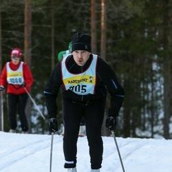 Skiing 90 km - Pierre Halling (8057)