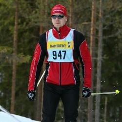 Skiing 90 km - Henrik Merkel (9477)