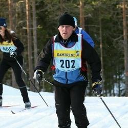 Skiing 90 km - Ari Ojanperä (2027)