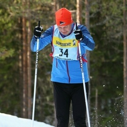 Skiing 90 km - Anders Nordqvist (347)
