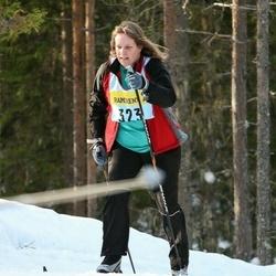 Skiing 90 km - Cecilia Axelsson (3237)