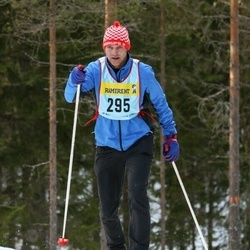 Skiing 90 km - Anders Andersson (2957)