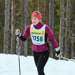 Skiing 90 km - Cecilia Pursche (12567)