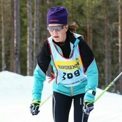 Skiing 90 km - Elisabet Björklund (3097)
