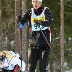 Skiing 90 km - Fredrik Molin (9427)