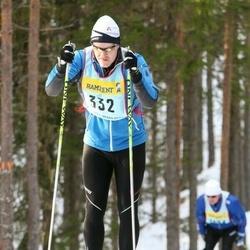 Skiing 90 km - Henrik Larsson (3327)