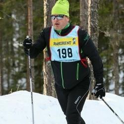 Skiing 90 km - Anders Söderberg (1987)