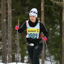 Skiing 90 km - Carina Ahlberg (15057)