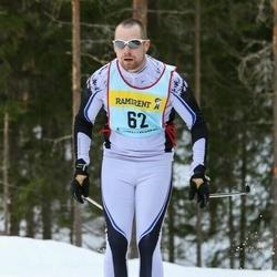 Skiing 90 km - Fredrik Hallenberg (627)