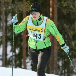 Skiing 90 km - Caroline Nordén (10437)
