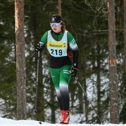 Skiing 90 km - Alva Andersson (2197)