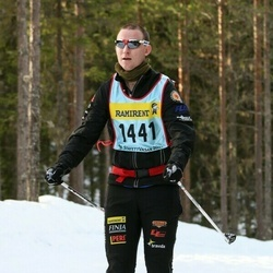 Skiing 90 km - David Sandqvist (14417)