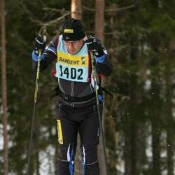 Skiing 90 km - Christer Sjögren (14027)
