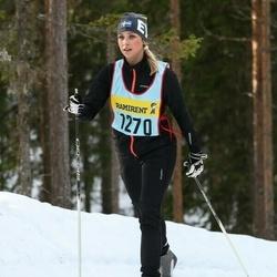 Skiing 90 km - Fredrik Ekelund (12707)