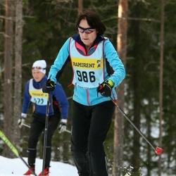 Skiing 90 km - Elisabet Myrman (9867)