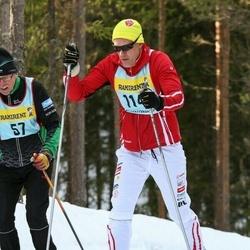 Skiing 90 km - Anders Ribba (11497)