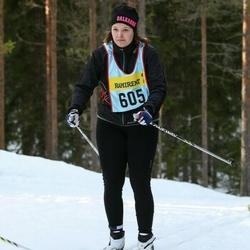 Skiing 90 km - Alexandra Hedqvist (6057)