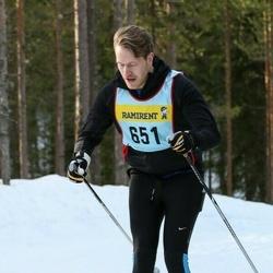 Skiing 90 km - Emil Löwgren (6517)