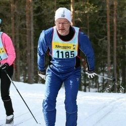 Skiing 90 km - Åke Nyström (11857)