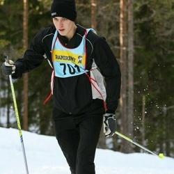 Skiing 90 km - Fredrik Uggla Strahl (7017)