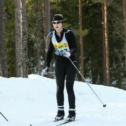 Skiing 90 km - Jenni Wahlstrand (13677)