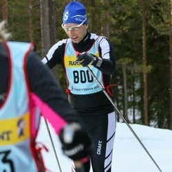 Skiing 90 km - Anders Josefsson (8007)
