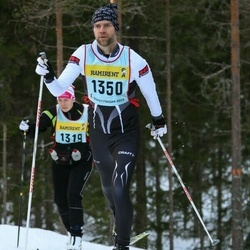 Skiing 90 km - Henrik Marions (13507)