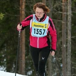 Skiing 90 km - Christine Woupio (13577)