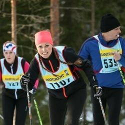 Skiing 90 km - Marie Ähdel-Franzén (11077)