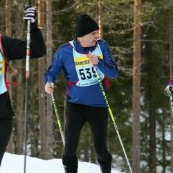 Skiing 90 km - Christer Kaisajuntti (5397)