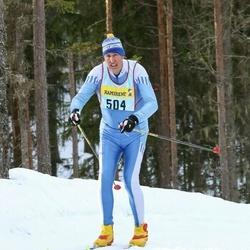 Skiing 90 km - Jan-Åke Uggla (5047)