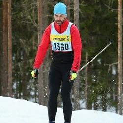 Skiing 90 km - Carl-Anders Fåglum (13607)