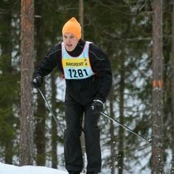 Skiing 90 km - Erkki Sievänen (12817)
