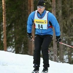 Skiing 90 km - Fredrik Fagerberg (847)