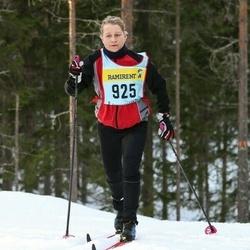 Skiing 90 km - Elisabeth Berglönn (9257)