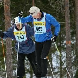 Skiing 90 km - Janerik Gunnarson (8607)