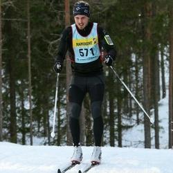 Skiing 90 km - Daniel Larsson (5717)