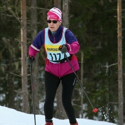 Skiing 90 km - Christina Gunnarsson (11777)