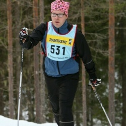 Skiing 90 km - Henrik Johansson (5317)