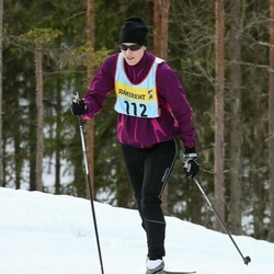 Skiing 90 km - Jenny Landström (1127)