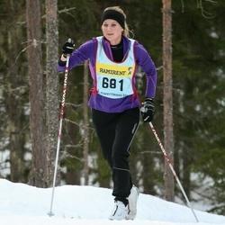 Skiing 90 km - Elin Ingemarsson (6817)