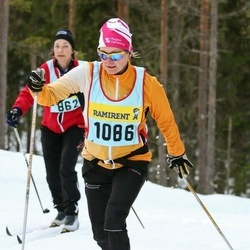 Skiing 90 km - Christin Wahlberg (10867)