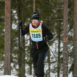Skiing 90 km - Fredrik Melin (13097)