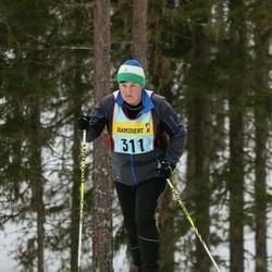 Skiing 90 km - Jenny Mellergård (3117)