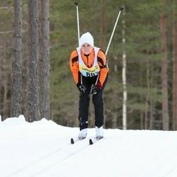 Skiing 90 km - Jenny Bäck (607)