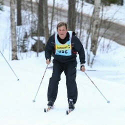 Skiing 90 km - Anders Svensson (6957)