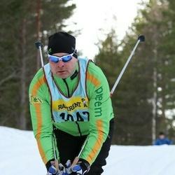 Skiing 90 km - Anders Wickman (10427)